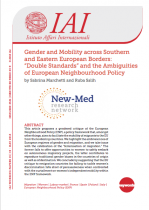 Gender and Mobility across Southern and Eastern European Borders: